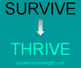 FROM SURVIVING TO THRIVING PT 2 – MISPLACED ALLEGIANCE